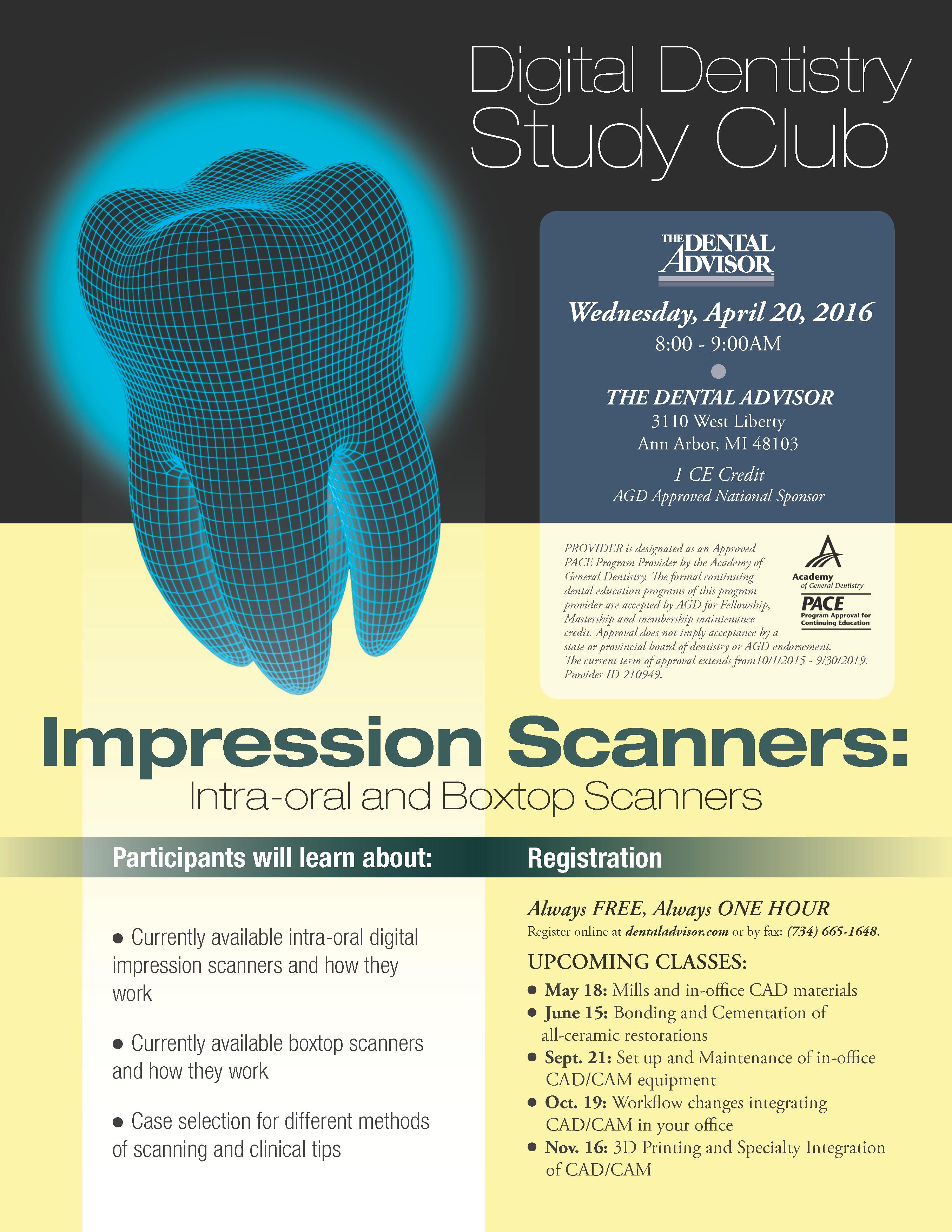 Dental Study Clubs | Inside Dentistry